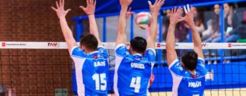 Información Club Voleibol Leganes: Fase de Ascenso a Superliga