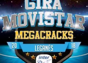 SUSPENDIDO Gira Megacracks. Lunes 5 de marzo a las 10:00 horas. Pabellón Europa