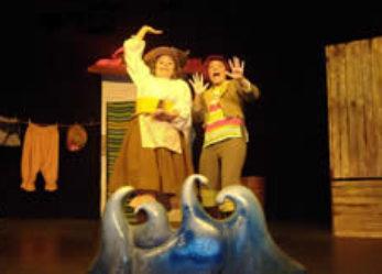 Gurdulú teatro en marzo