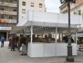 El viernes se inaugura la Feria del Libro Antiguo, Viejo y de Ocasión de Leganés