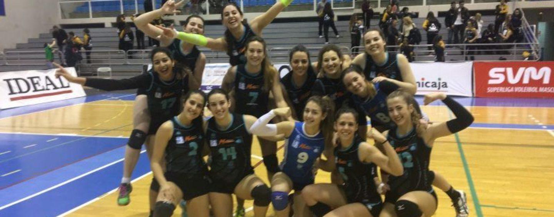 Información Club Voleibol Leganes: superliga femenino 2