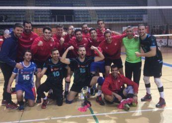 Información Club Voleibol Leganes: ascenso a superliga masculina!!