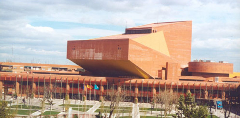 Programación Auditorio Carlos III marzo a junio 2019