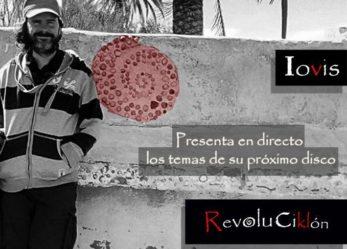 Iovis presenta su próximo disco RevoluciKlón