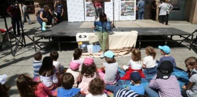El Ayuntamiento de Leganés diseña un programa de actividades en bibliotecas y en las calles para celebrar el Día del Libro