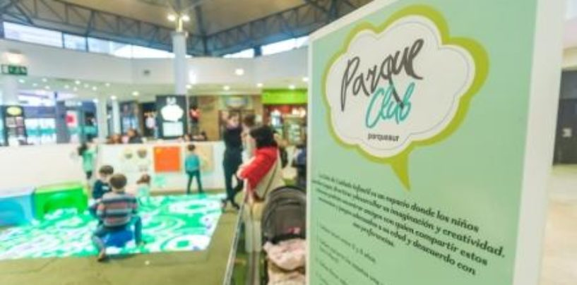 Mayo de reciclaje en Parqueclub