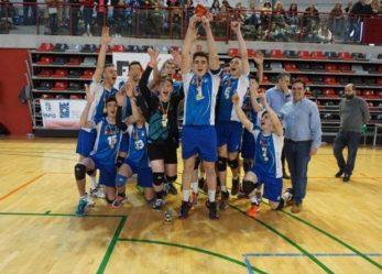 Información Club Voleibol Leganés: fase final de Madrid Alevin