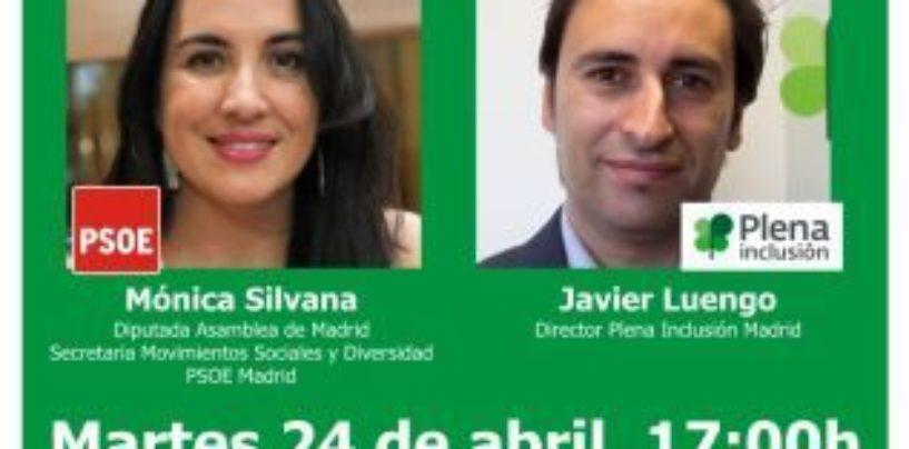 Hoy Charla Debate Discapacidad y Vida Independiente