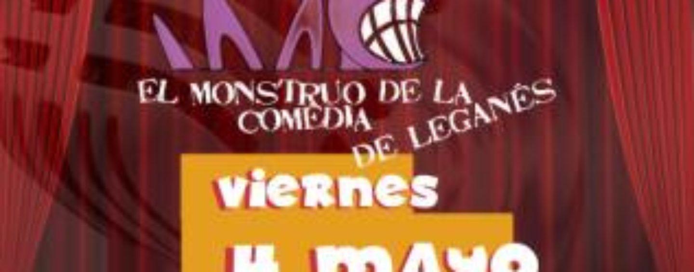 """Presentación del V Concurso Nacional de Monólogos de Humor """"El Monstruo de la comedia de Leganés"""""""