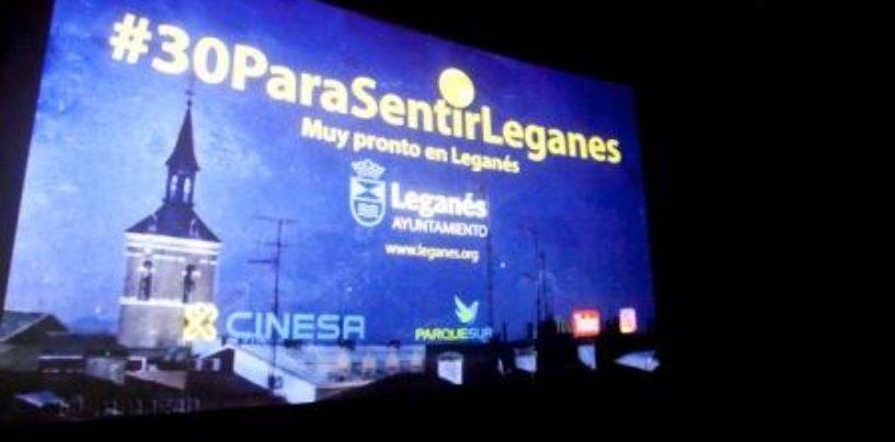 CINESA Parquesur acoge la IV Pequeña Gala Cinematográfica de Leganés con el estreno de los cortos de los talleres de cine del Ayuntamiento