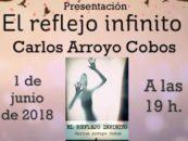 Presentacion del libro: El reflejo infinito de Carlos Arroyo