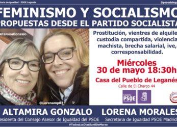 Acto: Feminismo y Socialismo