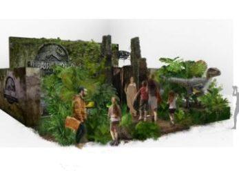 """Unibail-Rodamco lleva la experiencia de """"Jurassic World: el Reino Caído"""" a Parquesur"""