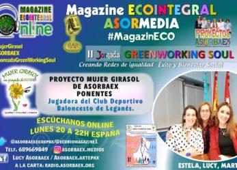 Magazine Ecointegral 19 de Marzo de 2018