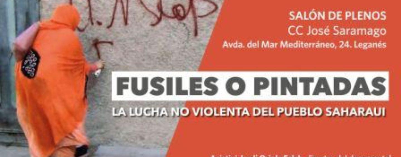 Cine Forum: Fusiles o pintadas, la lucha no violenta del pueblo saharahui