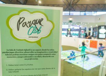 Parqueclub se convierte en un divertido huerto en el mes de junio
