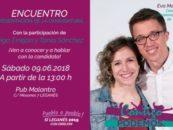 Presentación Candidatura «Contigo Podemos»
