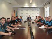Leganés ultima los preparativos del amplio dispositivo de seguridad que velará por unas Fiestas de Butarque seguras