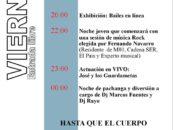 Programa oficial de actividades del XXXVIII Día de Extremadura