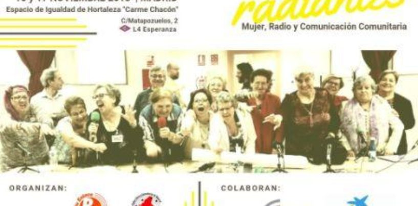 I Encuentro Estatal de Mujeres Radiantes