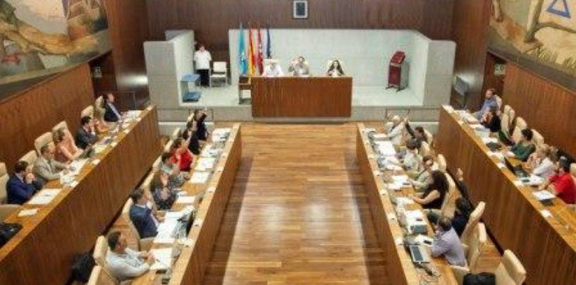 Orden del día Pleno ordinario Jueves 10 junio