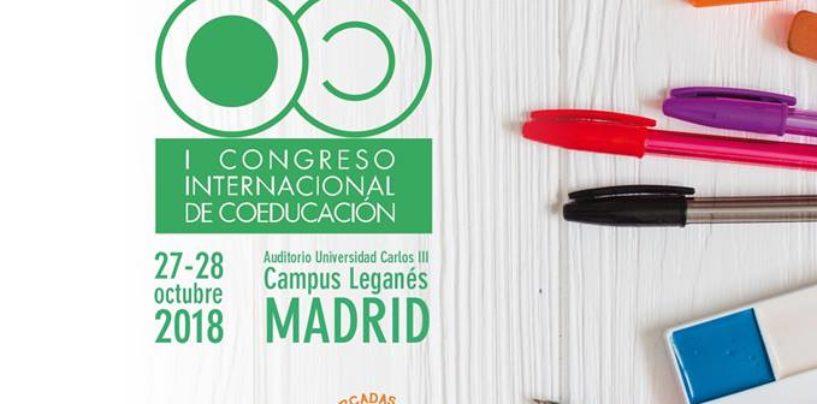 I Congreso Internacional en Coeducación y Género