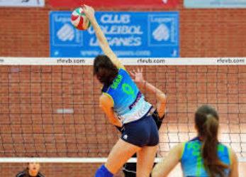 Información Club Voleibol este fin de semana