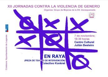 XII Jornadas contra la violencia machista
