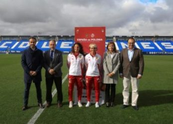 La Selección Española Femenina vuelve a Leganés y se enfrentará a Polonia este jueves en Butarque