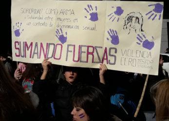 Jornada por la eliminación de la violencia hacia las mujeres en los institutos de Leganés