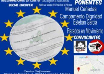 Reclamaciones: la Carta Social Europea