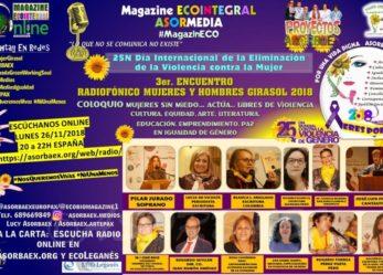 Magazine Ecointegral 26 de Noviembre de 2018