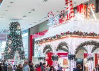 El Centro Comercial Parquesur da la bienvenida a la Navidad