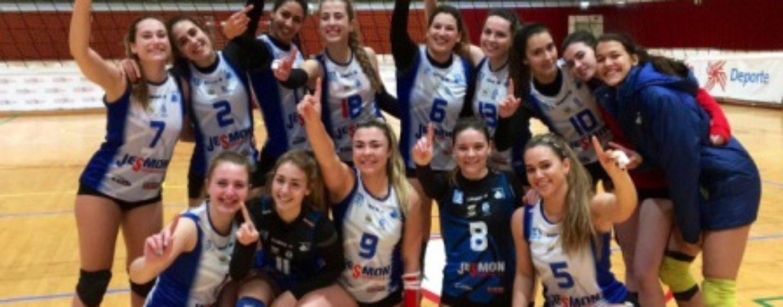 Nueva victoria y primeras de la Superliga 2  femenina