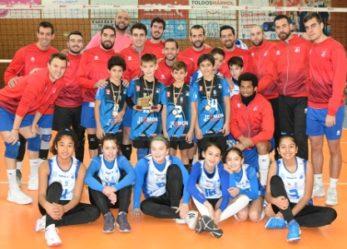 Conseguimos el segundo puesto: El Superliga 2 femenino vence a CV Sestao 3-1