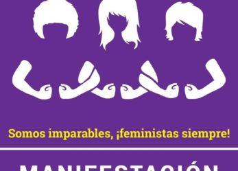 8 Marzo 2019 – Huelga Feminista 24 h