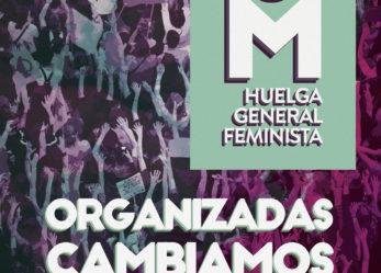 CNT convoca formalmente huelga general feminista para el próximo 8 de marzo