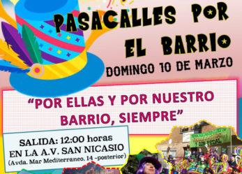 Carnaval San Nicasio 2019