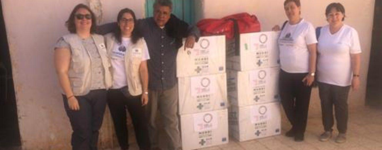 Leganés colabora en un nuevo proyecto de cooperación en el Sáhara a través de la Alianza de Municipios del Sur