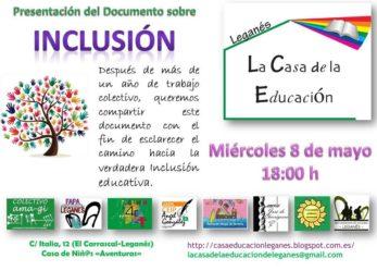 Documento Inclusión Educativa