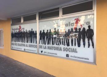 Inaugurado el nuevo local de la Asociación Vecinal Zarzaquemada