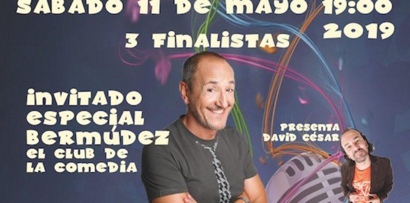 "Gran Final del VI Concurso Nacional de Monólogos de Humor""El Monstruo de la Comedia"" de Leganés"