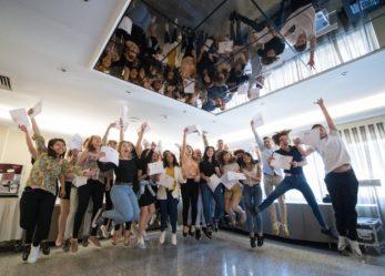 Parquesur lanza al mercado laboral a 35 jóvenes desempleados de Leganés