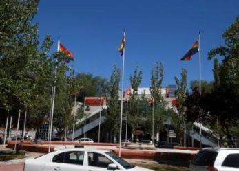 Leganés se suma desde el próximo martes a los actos del Orgullo LGTBI 2019, mostrando el apoyo de la ciudad a la diversidad, tolerancia e igualdad