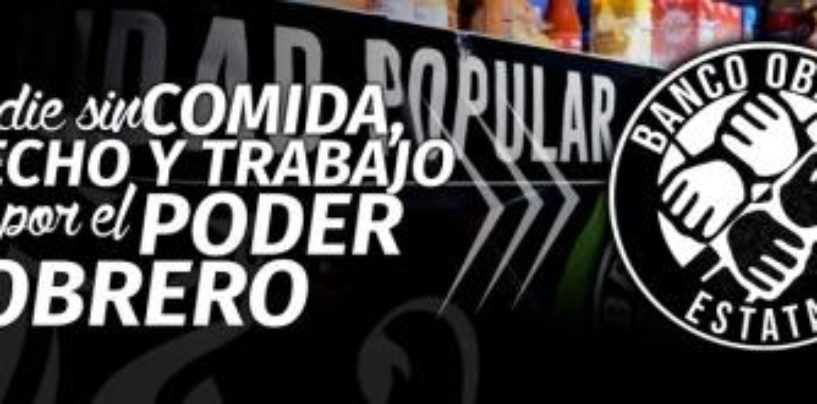 Semana solidaria del 1 al 7 de julio Banco Obrero Leganés