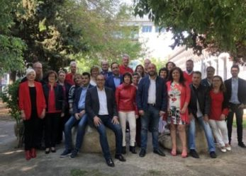 El PSOE de Leganés inicia una ronda de contactos con Podemos y Leganemos para buscar un acuerdo de Gobierno