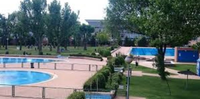 Nota de prensa: piscinas de verano