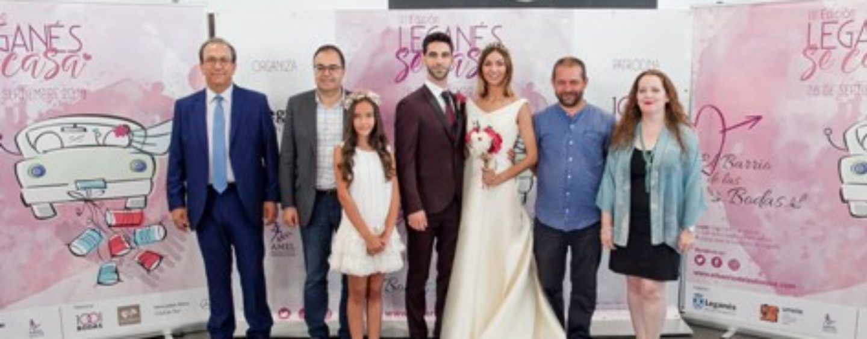 La III edición de 'Leganés se casa' volverá a convertir la ciudad en referente nacional del sector nupcial