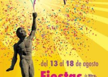 El concejal Fran Muñoz presenta las Fiestas de Leganés 2019, que llenarán de música, actividades y animación la ciudad entre los días 13 y 18 de agosto