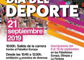 Miles de leganenses darán la bienvenida al inicio de las temporadas deportivas con una gran fiesta que contará con exhibiciones de 29 modalidades